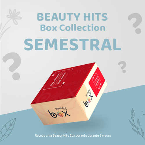 Box Beauty Hits - Semestral