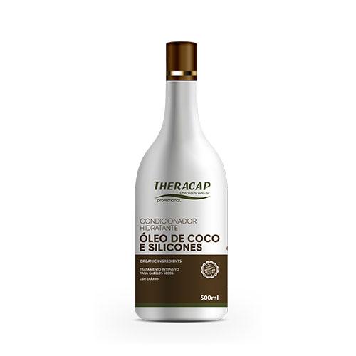 Condicionador Óleo de Coco - 500 ml