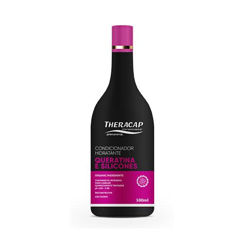 Condicionador Silicone Queratina - 500 ml