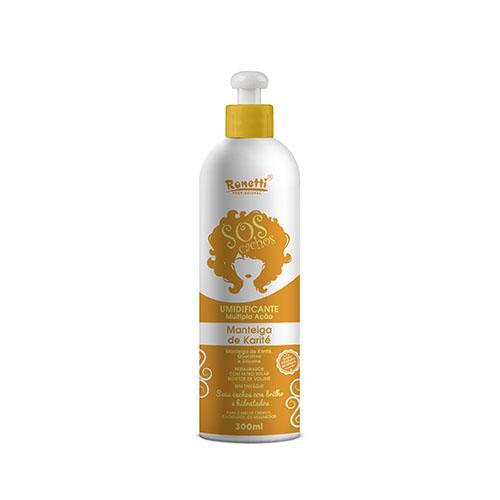 Creme Umidificante Ronetti SOS Karité - 300 ml