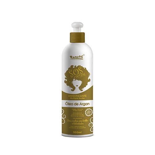 Creme Umidificante Ronetti SOS Óleo de Argan - 300 ml