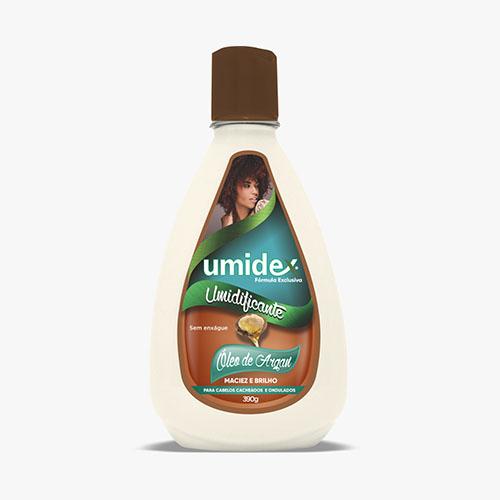 Creme Umidificante Umidex Argan - 390 g