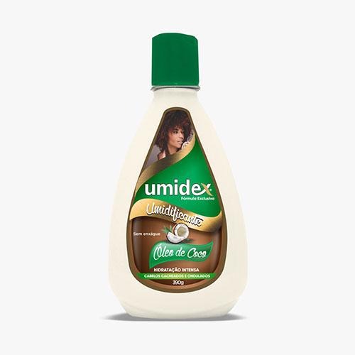 Creme Umidificante Umidex Coco - 390 g