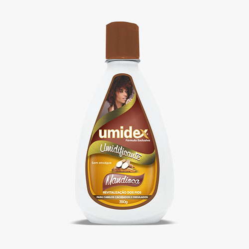 Creme Umidificante Umidex Mandioca - 390 g
