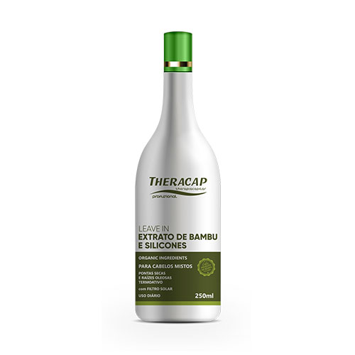 Leave-in Extrato de Bambu - 250 ml