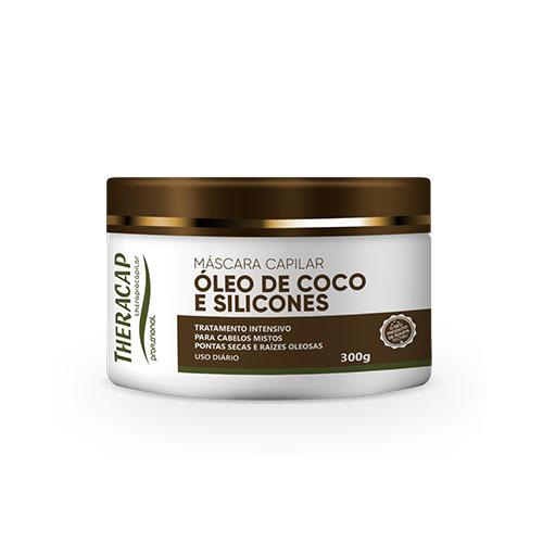 Máscara Óleo de Coco - 300 g