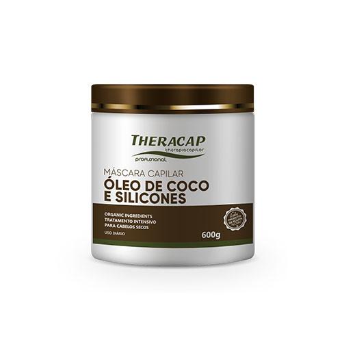 Máscara Óleo de Coco - 600 g