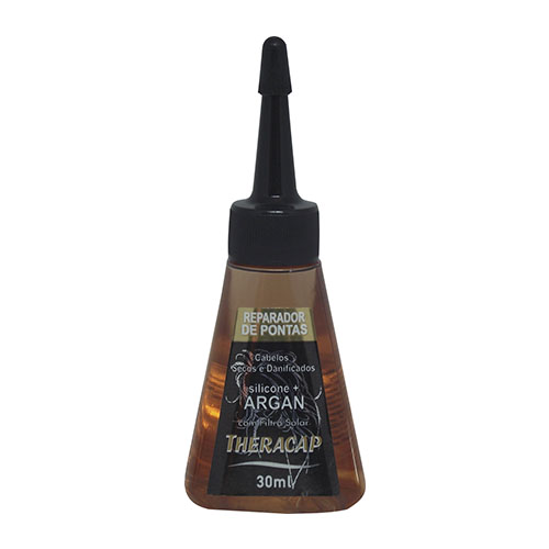 Reparador de Pontas Theracap Silicone + Argan - 30 ml