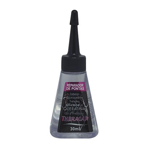 Reparador de Pontas Theracap Silicone + Queratina - 30 ml