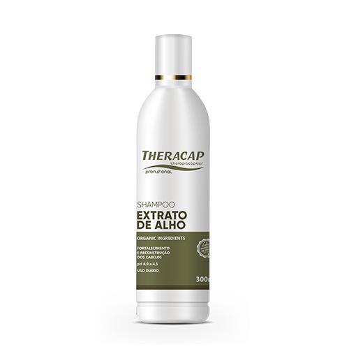 Shampoo Alho - 300 ml