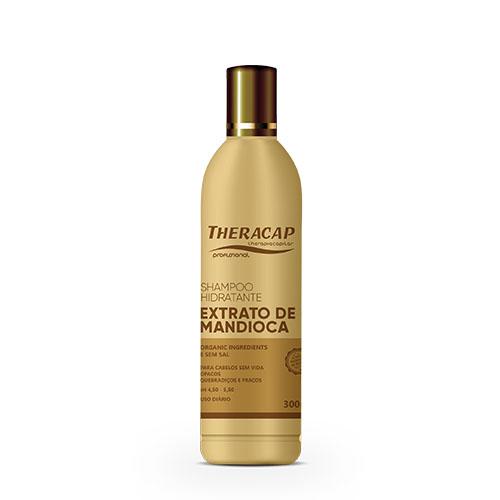 Shampoo Mandioca - 300 ml