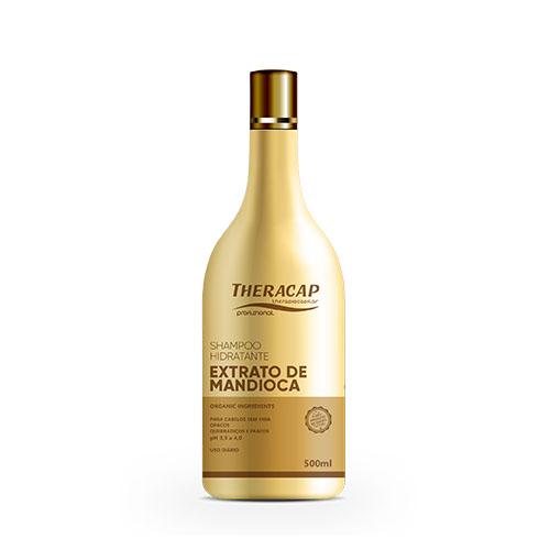 Shampoo Mandioca - 500 ml