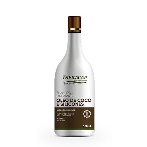 Shampoo Óleo de Coco - 500 ml