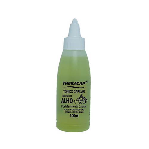 Tônico Capilar Alho - 100 ml