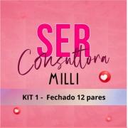 KIT 1 / 12 PARES / CONSULTORA / MILLI