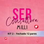 KIT 2 / 12 PARES / CONSULTORA / MILLI