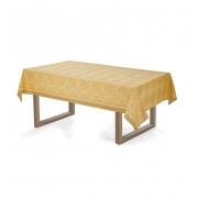 Toalha de mesa Retangular Karsten 6 lugares Sempre Limpa Ornate