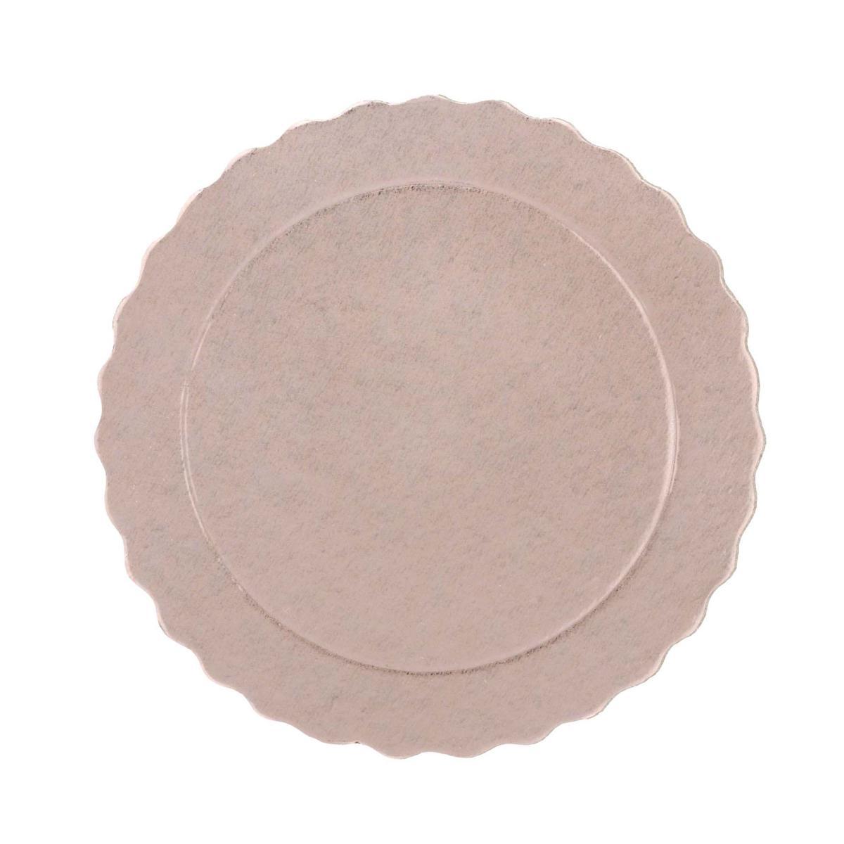 50 Bases Laminadas Para Bolo Redondo, Cake Board 20cm