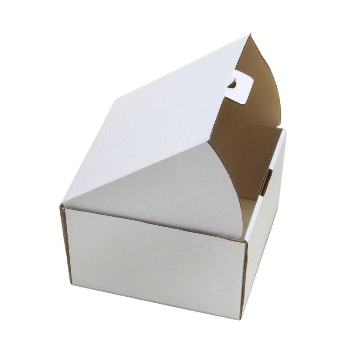 Caixa Para Bolo 25x25x15cm - Pacote com 10 unidades