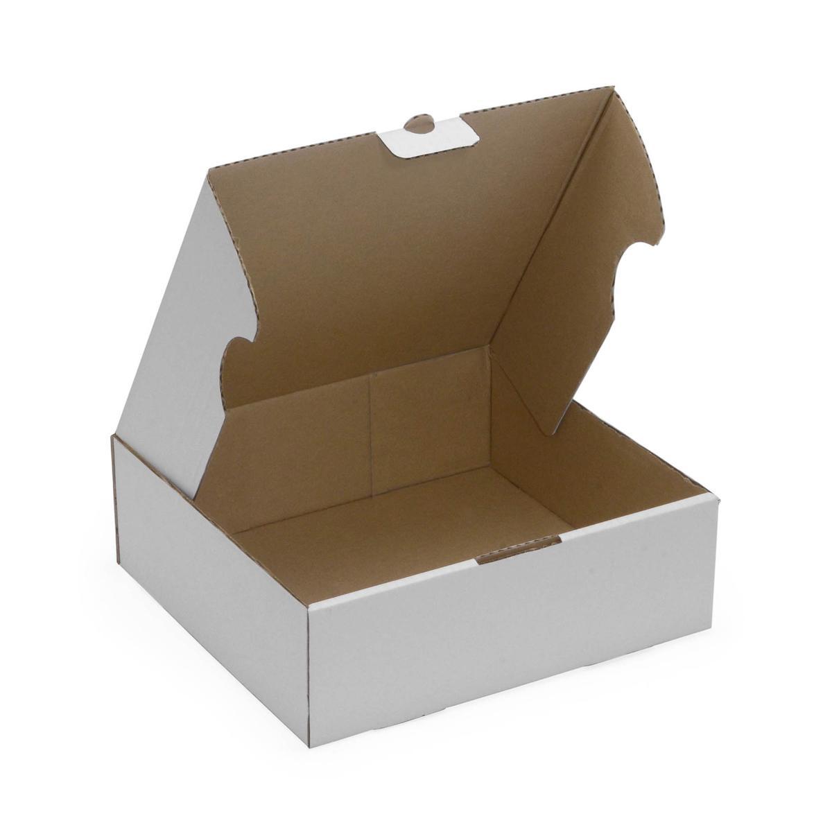 Caixa Para Bolo 29,5x27,5x9,5cm - Pacote com 25 unidades