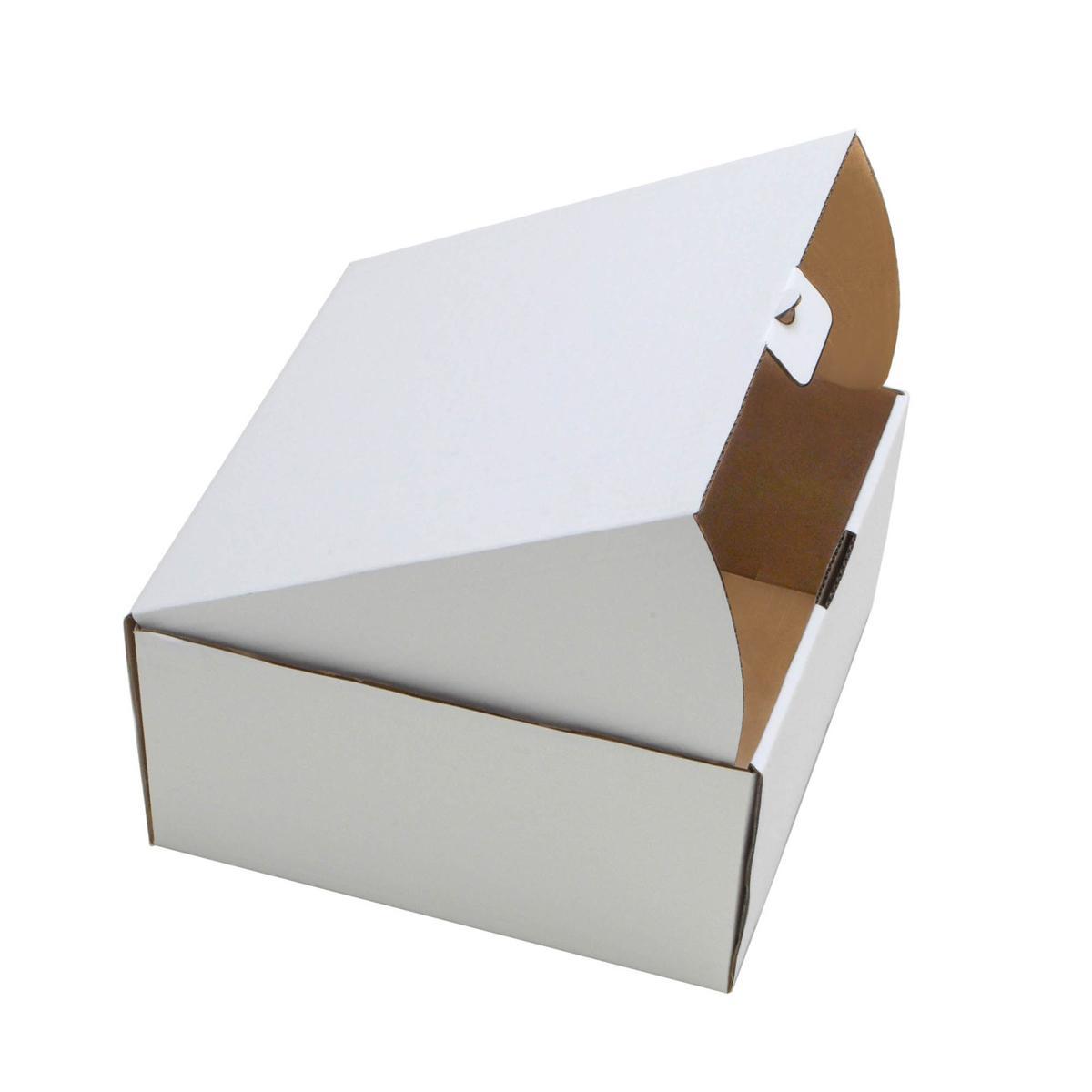 Caixa Para Bolo 30x30x15cm - Pacote com 10 unidades