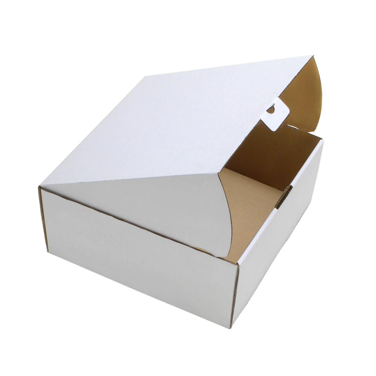 Caixa Para Bolo 35x35x15cm - Pacote com 10 unidades