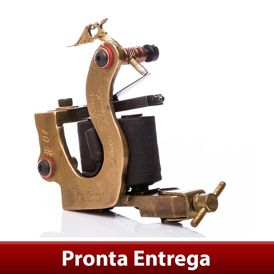 Contraption Iron Série 08 Bronze - Pronta Entrega