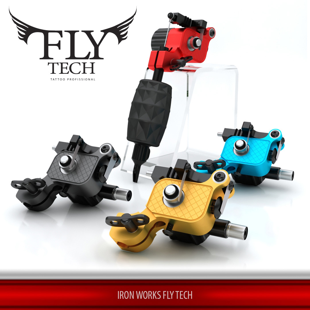 Iron Works Fly Tech