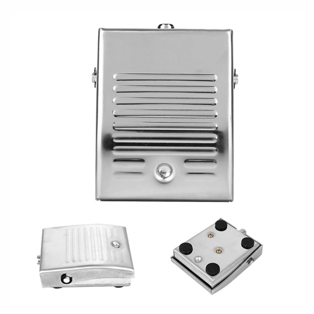 Pedal RCA Stainless Steel