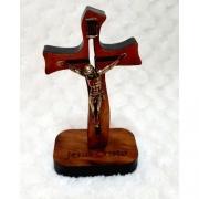 Crucifixo Vaticano - 7cm