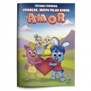 Livro Crianças Vamos Falar Sobre Amor