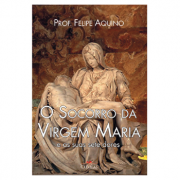Livro O Socorro da Virgem Maria e as suas sete dores