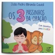 Livro Os Três Passinhos da Oração