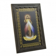 Quadrinho de Mesa - Jesus, Eu Confio em Vós