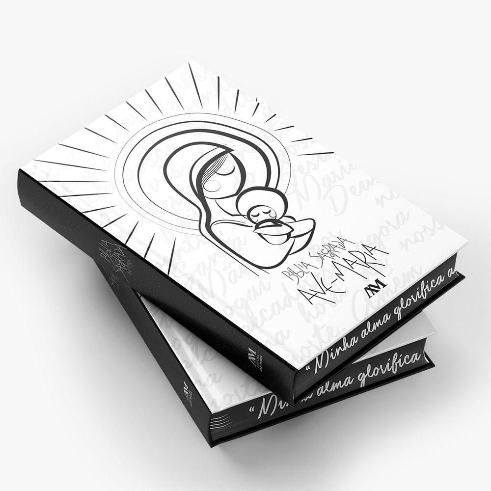 Bíblia Capa Maria