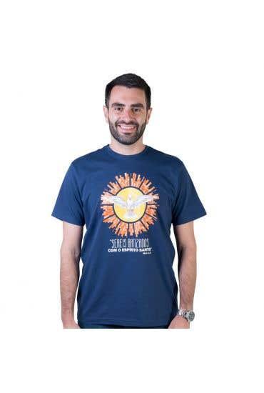 Camiseta Batizados no Espírito Santo ( Tam XG )