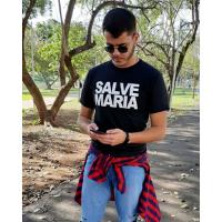 Camiseta - Salve Maria