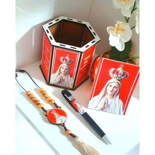 Kit Personalizado - Nossa Senhora de Fátima