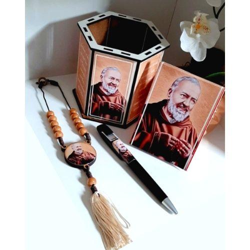 Kit Personalizado - São Padre Pio