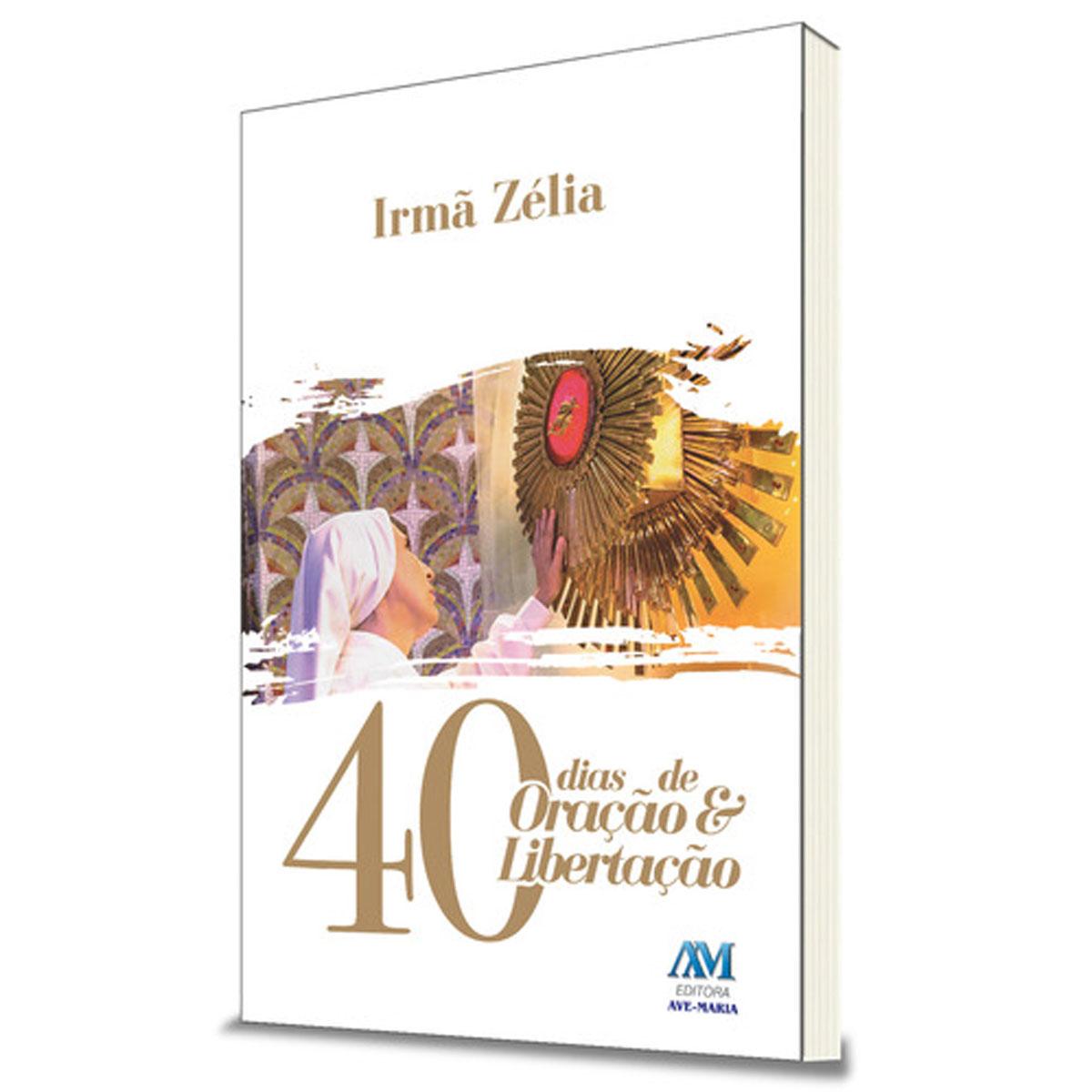Livro 40 Dias de Oração e Libertação