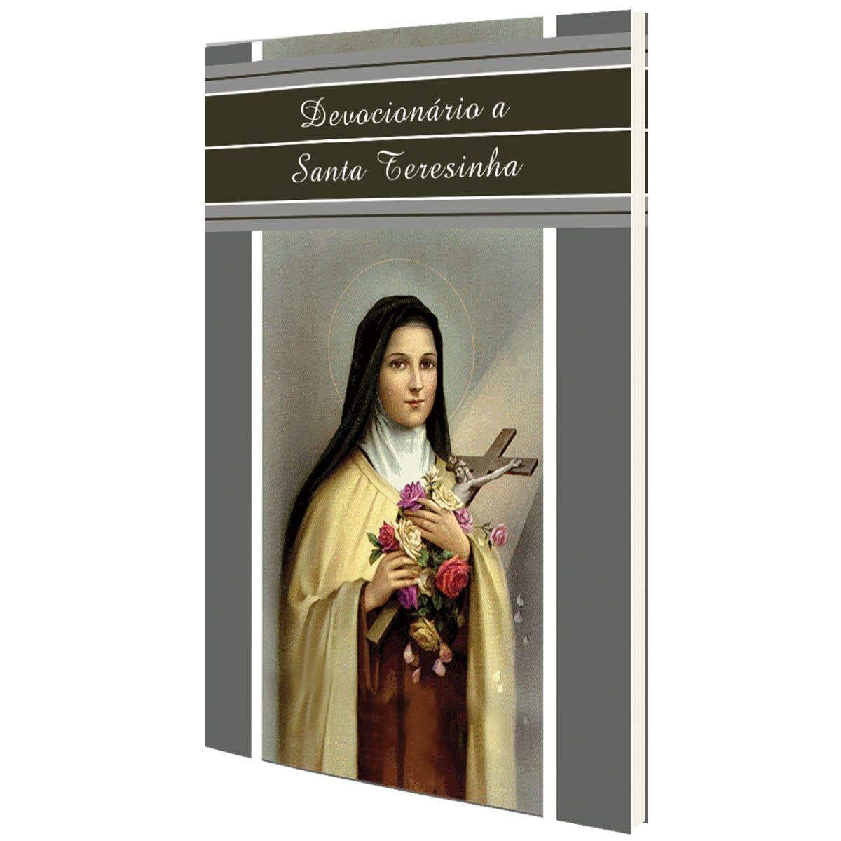 Livro Devocionário a Santa Teresinha