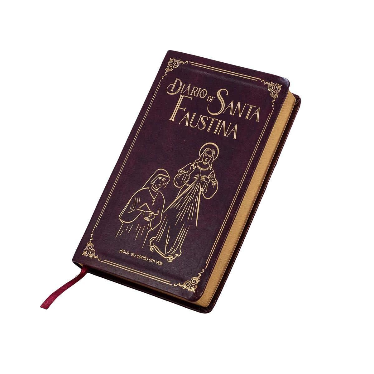 Livro Diário de Santa Faustina - Versão de Bolso