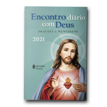 Livro Encontro Diário com Deus: Orações e Mensagens 2021