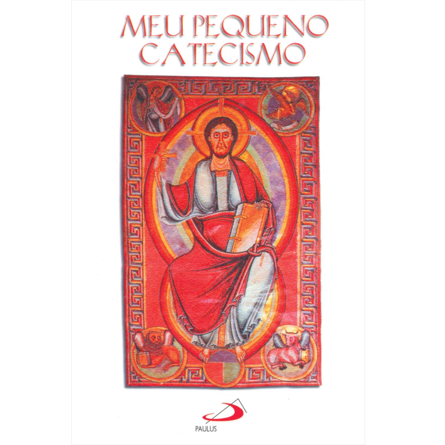 Livro Meu Pequeno Catecismo - Padre Juan Antonio Carrera