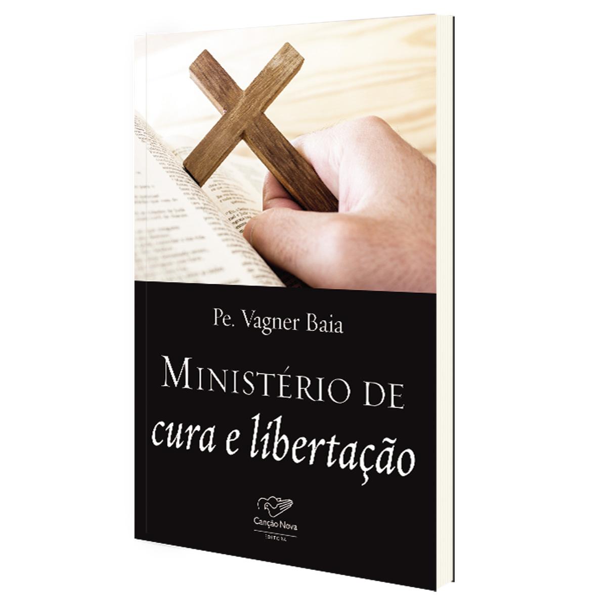 Livro Ministério de Cura e Libertaçao