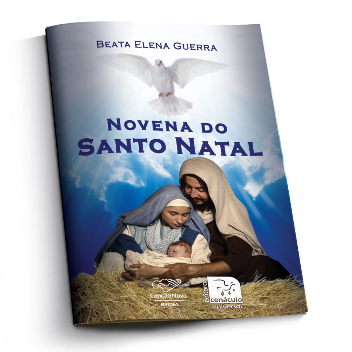 Livro Novena do Santo Natal