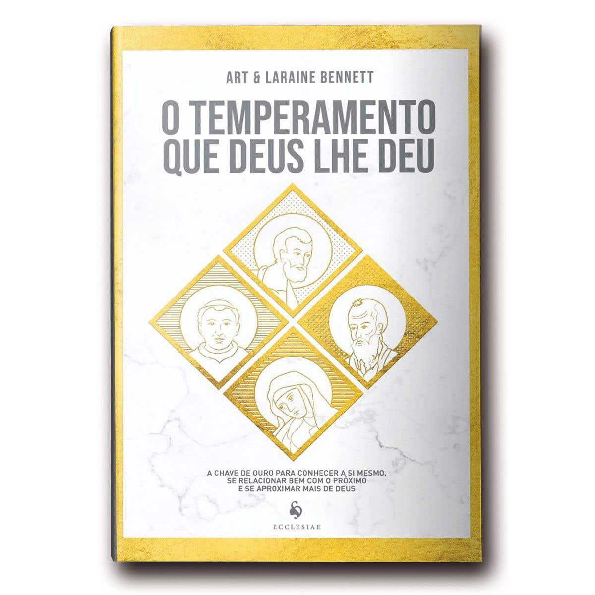 Livro O Temperamento que Deus lhe Deu