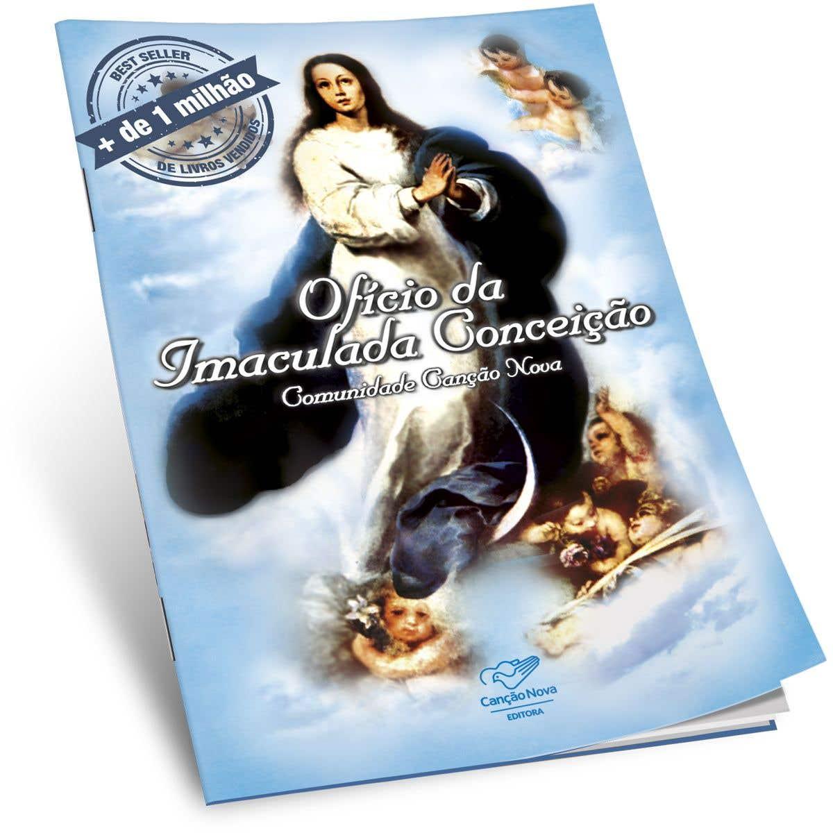Livro Oficio da Imaculada Conceição