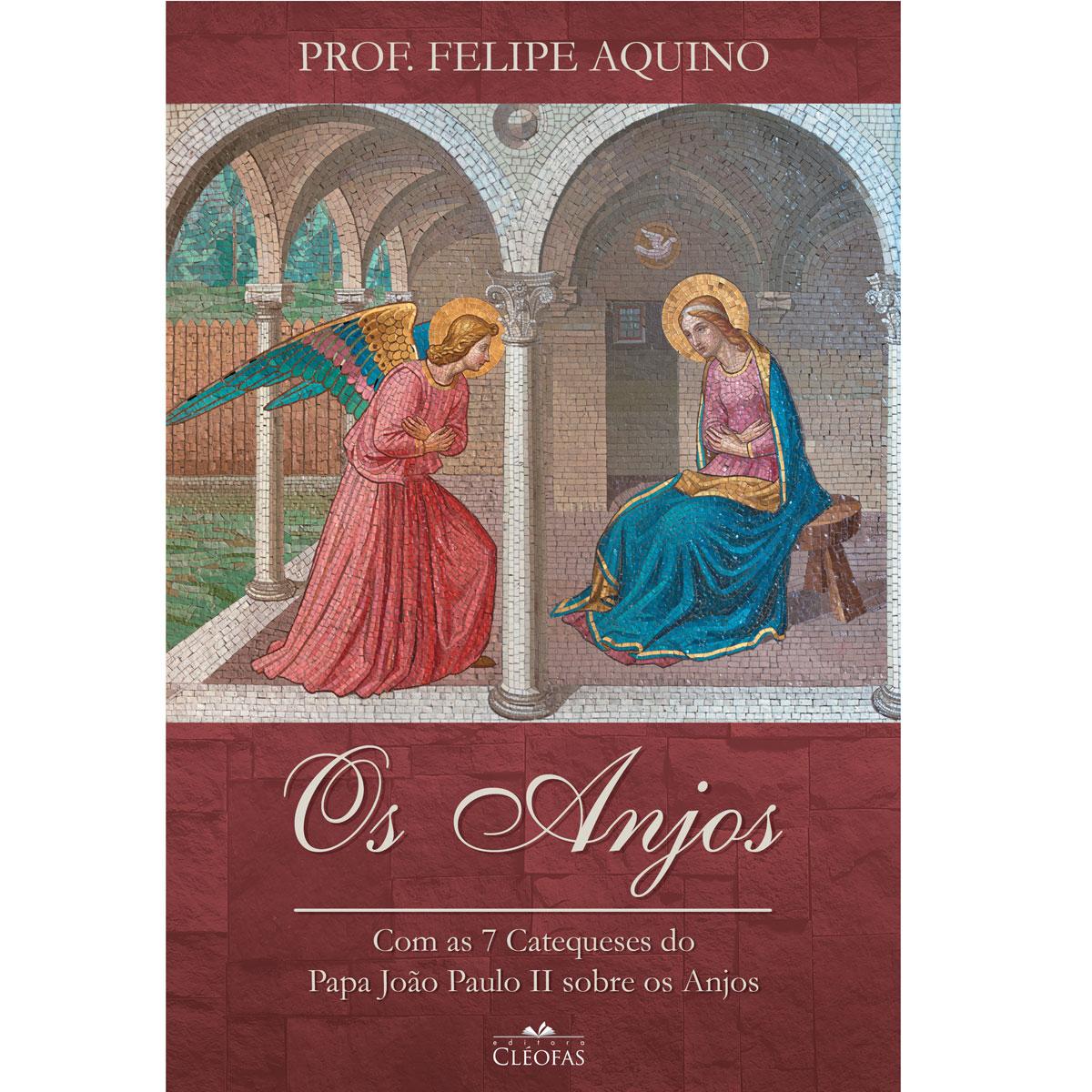 Livro Os Anjos - Professor Felipe Aquino