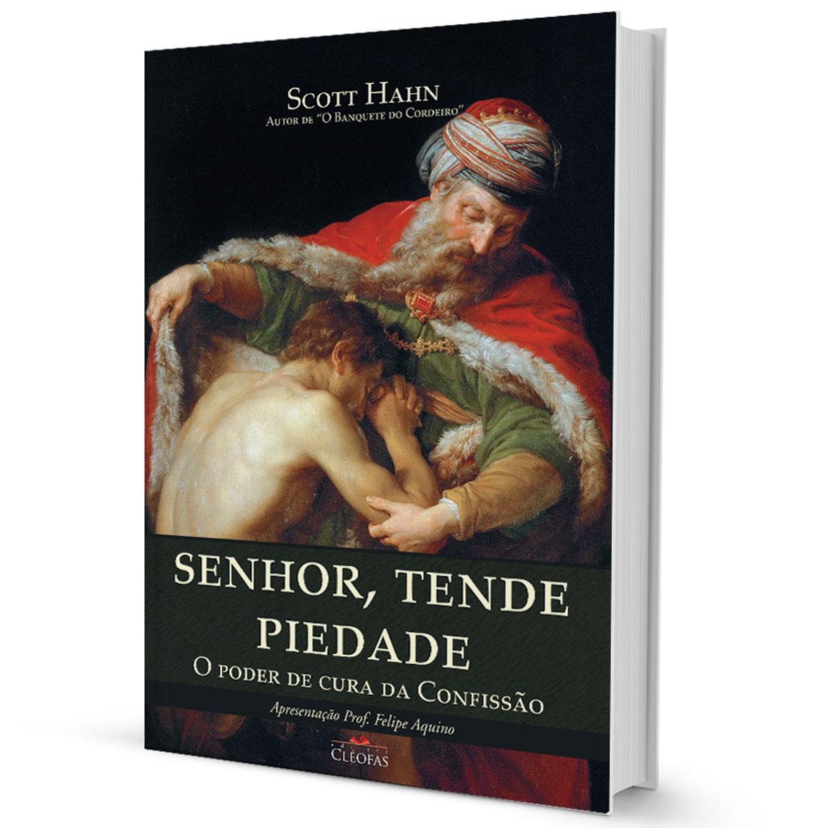 Livro Senhor, Tende Piedade - Scott Hahn